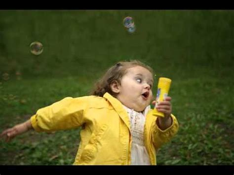 Yellow Raincoat Girl Meme - raincoat girl running with bubbles youtube