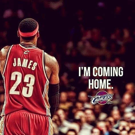 lebron going back to cleveland cavaliers popsugar