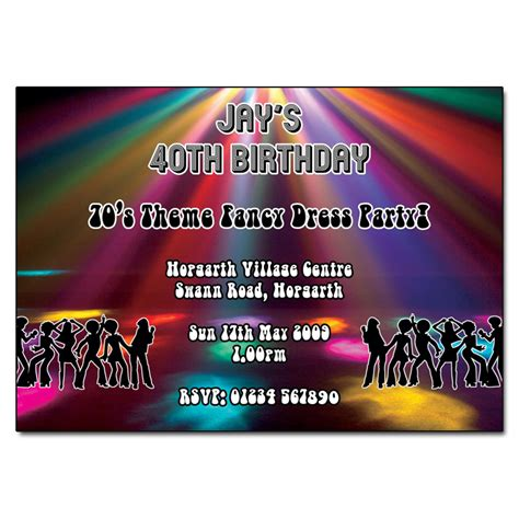 christmas party invitations uk