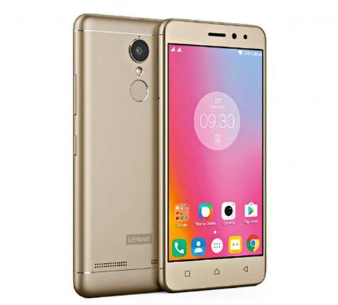 Lenovo K6 Power Lenovo K6 K6 Power And K6 Unveiled Metal Unibody And