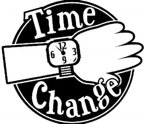 time change 2015 don t forget to quot fall back quot an clipart panda free