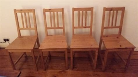 Dining Chairs For Sale Ikea Ikea Dining Chairs Stefan For Sale In Drimnagh Dublin From Chrivara