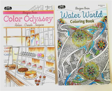 coloring books for adults wholesale wholesale coloring book odyssey water world sku