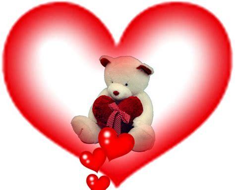 imagenes de corazones y osos 9 imagenes tiernos peluches con frases