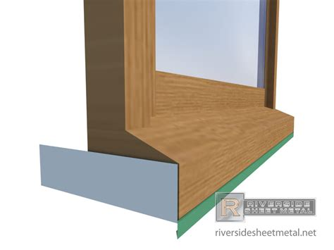 Metal Window Sill Window Door Sill Pan Aluminum Copper Stainless