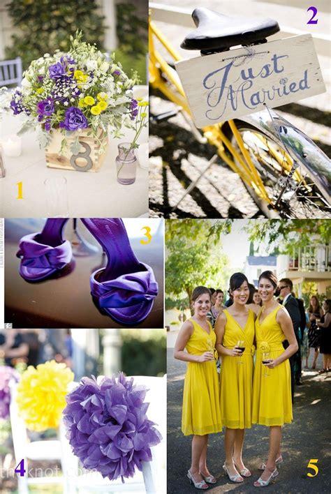 purple and yellow wedding idea wedding photos showcasing the best purple and yellow