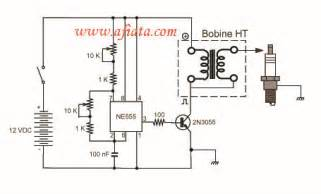 ignition coil driver schematic wiring amp engine diagram