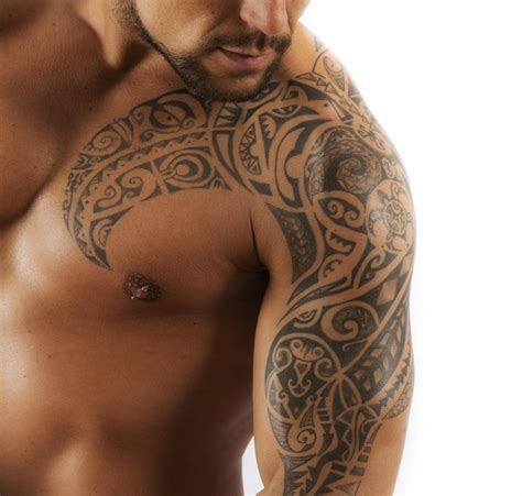 polynesian tribal back tattoos these meanings of a polynesian will seriously