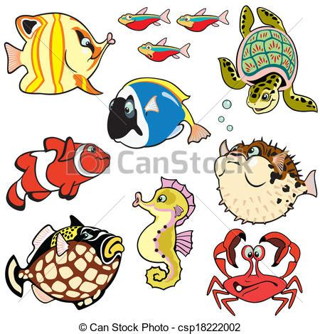 pesci clipart clipart pesci mare images
