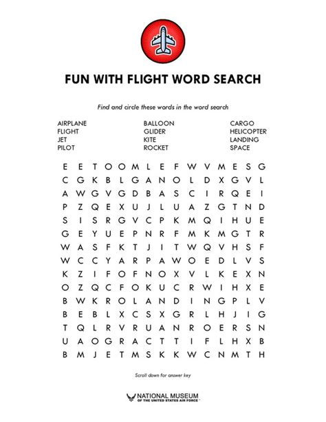 Airforce Search Cold War Word Search Inside The Cold War