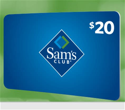 Sam S Club Gift Card Without Membership - sam s club free 20 gift card w new membership or renewal