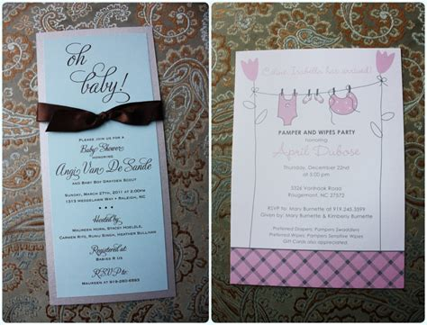 custom evite template custom invitations for baby shower theruntime