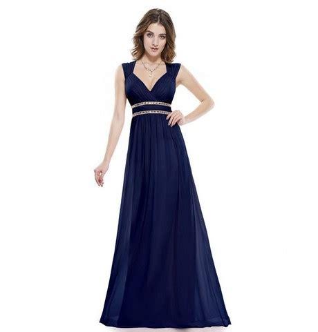 Blaue Kleider Hochzeit by Kleid Dunkelblau Hochzeit