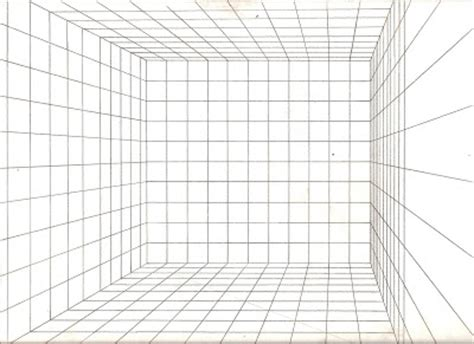 room layout grid orgutz tool 00 layout design 1 point perspective grid room b