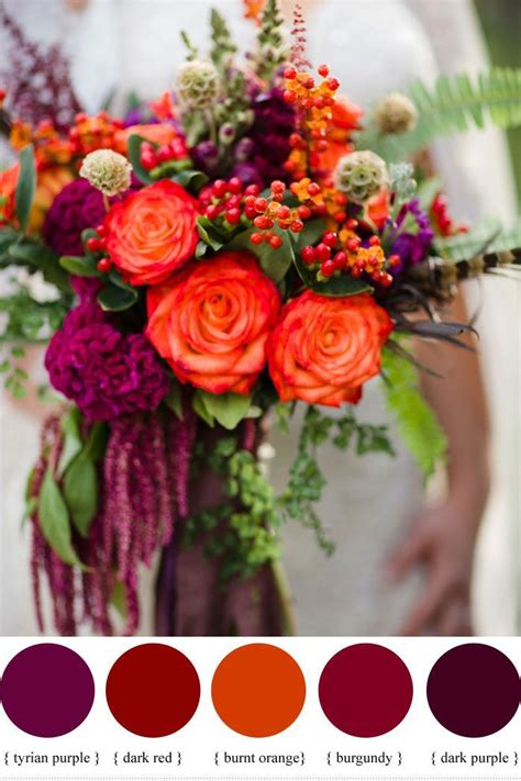 wedding by color color inspiration wine color palette wedding ideas