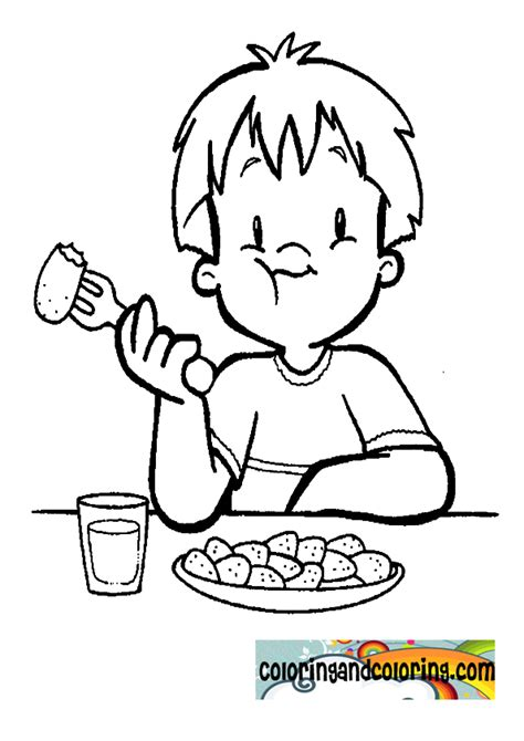 eating people coloring sheets coloring pages