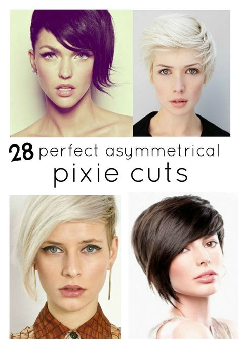 how to cut the perfect asymmetrical bob on thick hair a beautiful little life perfect pixie haircuts part 1