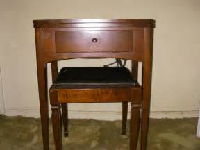 Sewing Machine Cabinet Yard Sale Furniture Estate Sale Singer Sewing Machine In