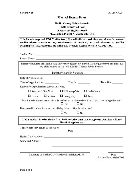 doctors note template pdf free doctors note template tryprodermagenix org