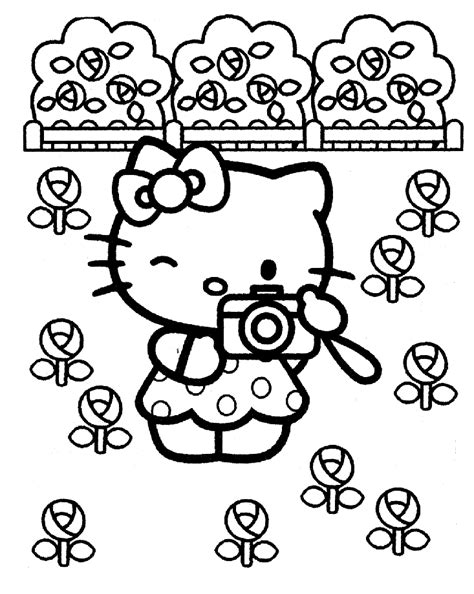 hello kitty birthday coloring pages free to print hello kitty birthday card printable free az coloring