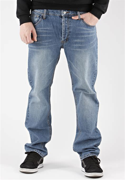 Cheap Monday Five Middle Blue Jeans Impericon Com