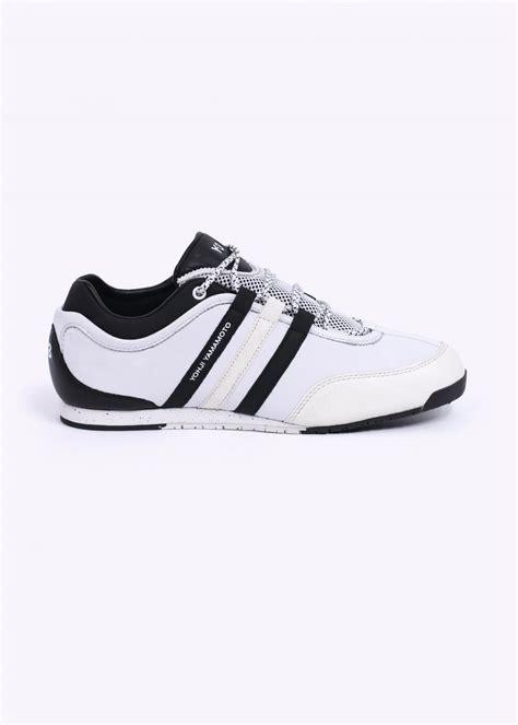 Adidas Y3 Yohji Yamamoto Premium 1 adidas y 3 boxing trainers white black