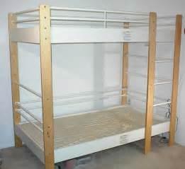 Ikea Bunk Bed Ladder Bunk Bed Ikea Lobirch Ladder 2 Mattress Bunkbed Foundvalue
