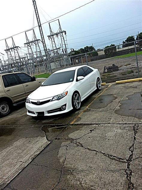 2013 Toyota Camry Tire Size Toyota Camry Custom Wheels 20x9 0 Et Tire Size 245 40