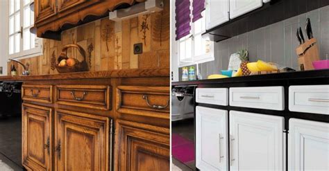 Repeindre Une Credence by Relooking Cuisine Facile Repeindre Les Meubles
