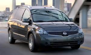 07 Nissan Quest Car And Driver