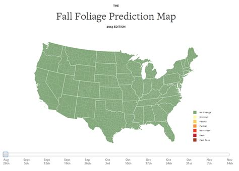 foliage map fall foliage prediction map michael andrew photography