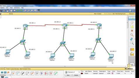 cisco packet tracer tutorial dailymotion عمل شبكة واعدادها عن طريق برنامج سيسكو cisco packet