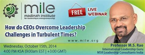 professor m s rao born for the students free webinar how