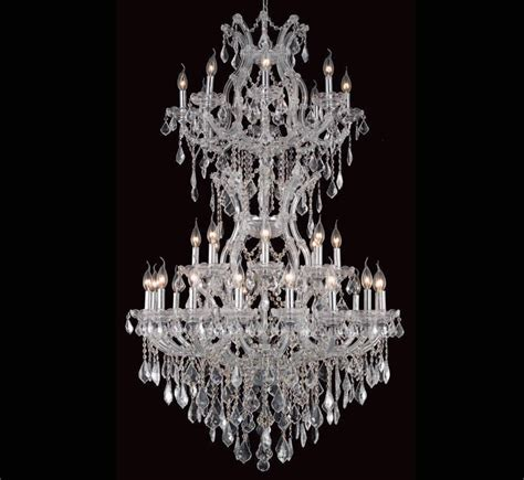 Maria Theresa Collection 34 Light Extra Large Crystal Large Chandelier Lighting