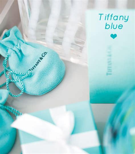 tiffany blue color inspiration tiffany blue