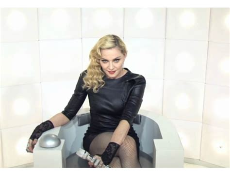 Madonnas Televised Appearance by The One Thing You Should Never Say To Madonna Out Magazine