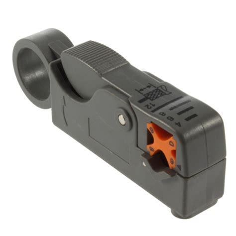 Rotary Coaxial Cable Cutter Rg58 household tool multifunction rotary coax coaxial cable cutter tool rg58 rg59 rg6 high impact