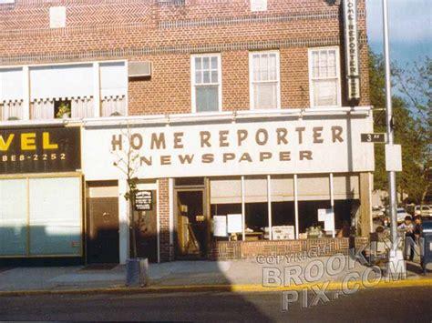 local bay ridge newspaper the home reporter corner 3rd
