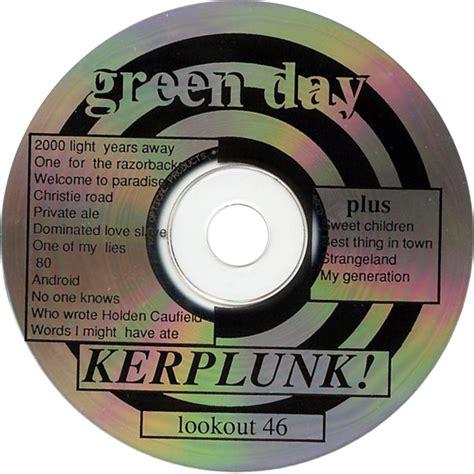 Cd Import Green Day Kerplunk car 225 tula cd de green day kerplunk portada