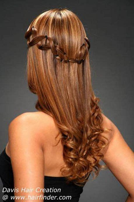 peinados con trenzas pelo suelto paso a paso www peinados con trenzas y pelo suelto y flequillo paso a paso