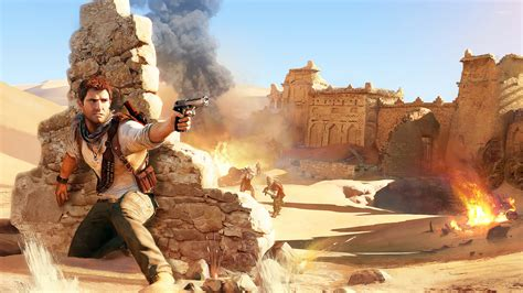 uncharted 3 hd wallpaper 1920x1080 uncharted 3 drake s deception 3 wallpaper game