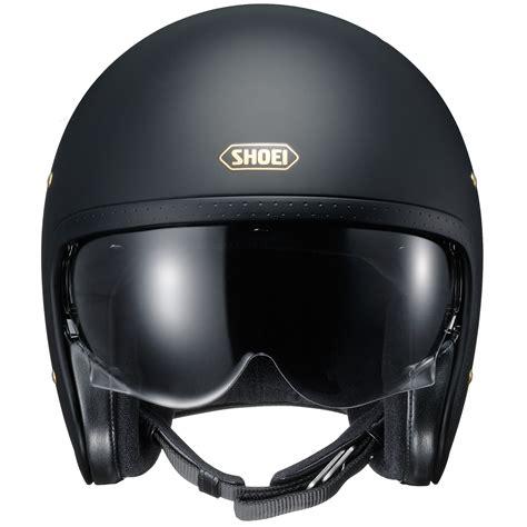 Motorradhelm Shoei by Shoei J O Open Face Motorcycle Helmet Visor Lightweight