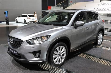 2013 mazda cx 5 recall 2013 mazda cx 5 looks better without the camouflage
