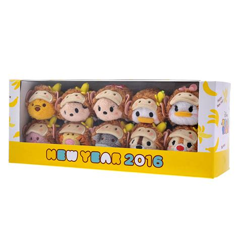 Sale 93 Figure Tsum Tsum Figure Mickey Mouse Goofy Pooh Minnie details on a 2016 year of the monkey tsum tsum set