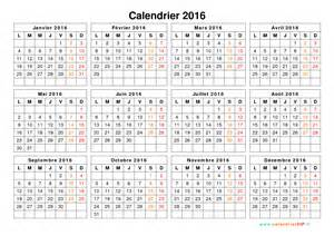 I Calendario 2016 Pdf Calendrier 2016 224 Imprimer Gratuit En Pdf Et Excel