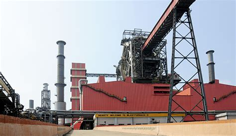Mba In Vizag Steel Plant by Paul Wurth And Rinl Conducted Successful Performance