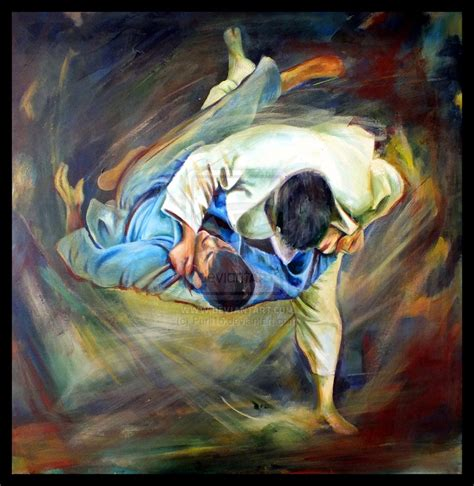painting free inoue judo legend by markpurllant on deviantart
