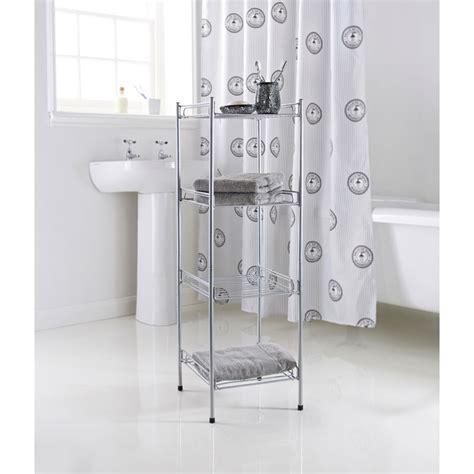bm bathroom 4 tier bathroom shelving unit bathroom storage bm realie