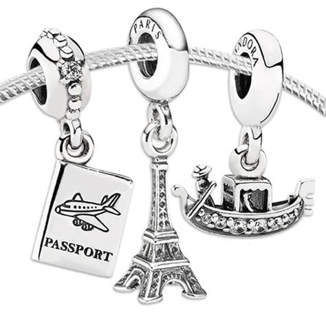 Pandora Dreamer Safety Clip Safety Chain P 558 pandora european dreams set 954874 178 139 06 pandora bracelet charms official
