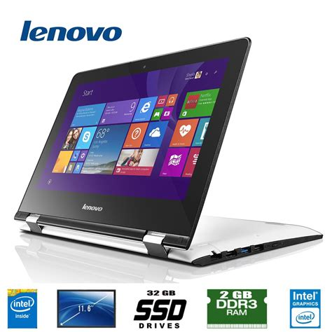 Lenovo 300 N2840 lenovo 300 intel celeron n2840 2 gb 32 gb ssd intel hd graphics tactil 11 6 quot usado